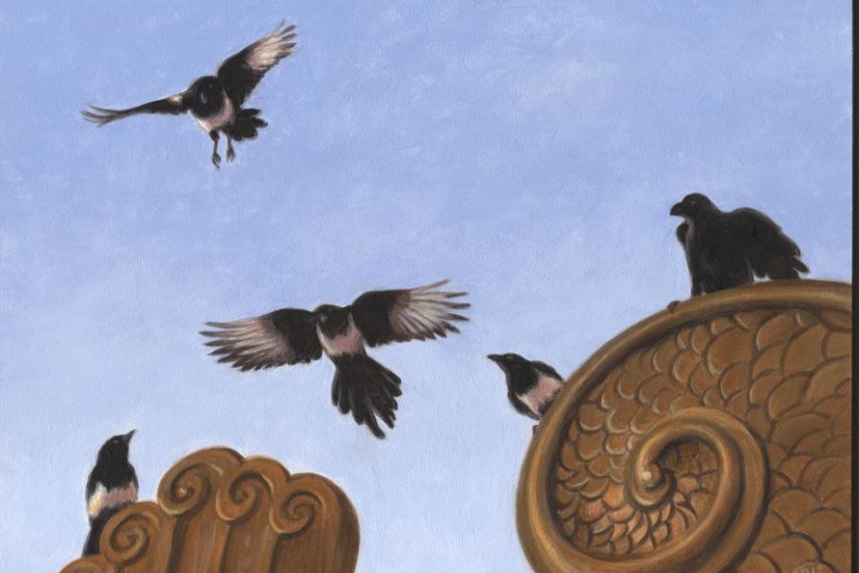 Edit Artwork | Wallhanging by Jeanne Filler Scott | Artists for Conservation