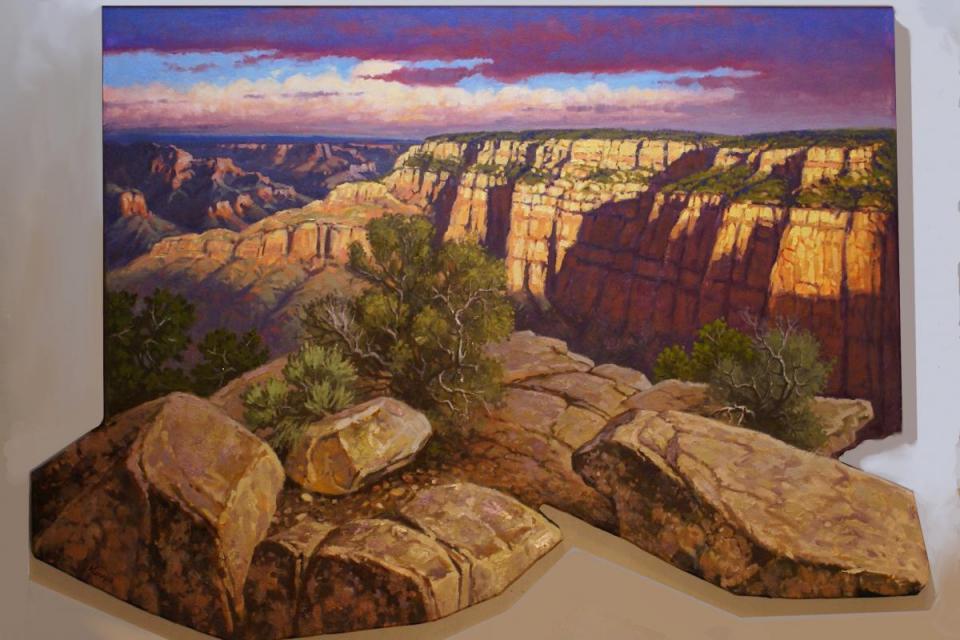 Edit Artwork   Wallhanging by Jack Koonce   Artists for Conservation