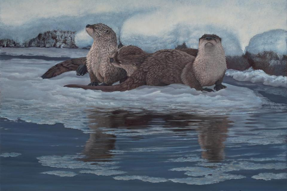 Add Artwork | Wallhanging by Yvette Lantz | Artists for Conservation