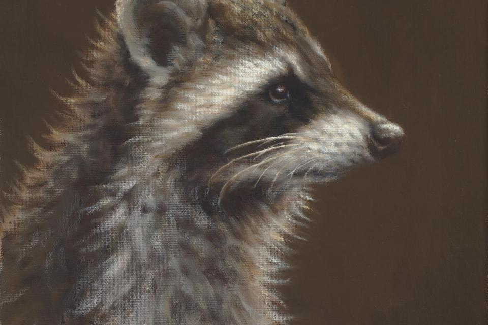 Add Artwork | Wallhanging by Christina Dunzinger | Artists for Conservation