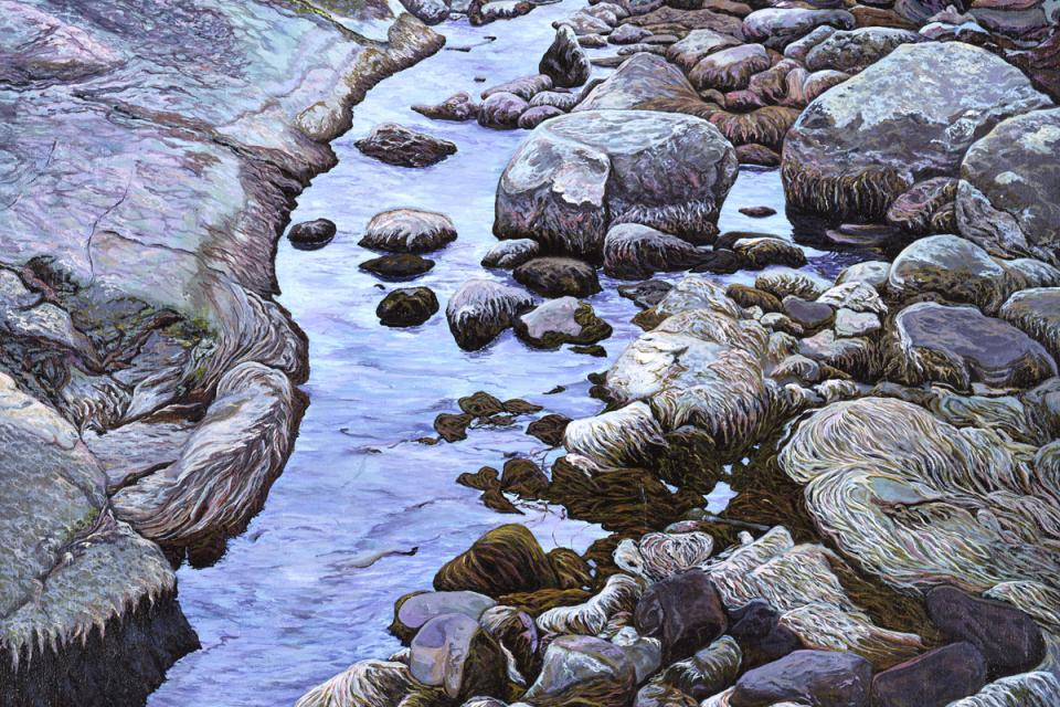 Add Artwork | Wallhanging by Lynden Cowan | Artists for Conservation