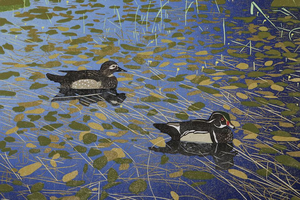 Add Artwork   Wallhanging by Andrea Rich   Artists for Conservation