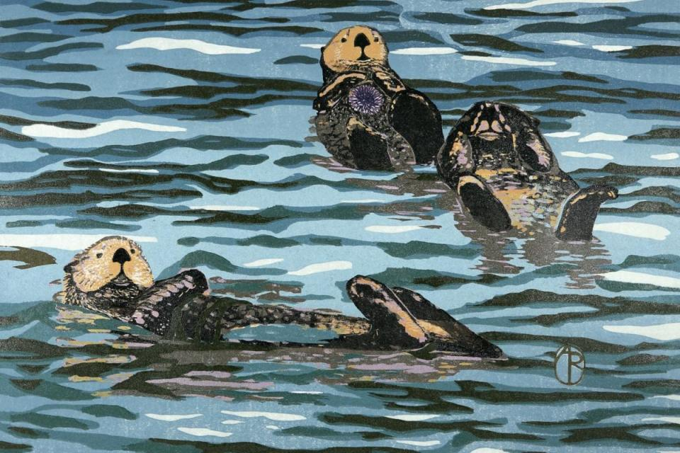 Edit Artwork   Wallhanging by Andrea Rich   Artists for Conservation
