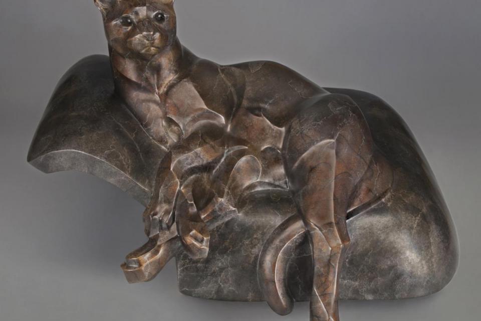 Add Artwork | Sculpture by Rosetta | Artists for Conservation