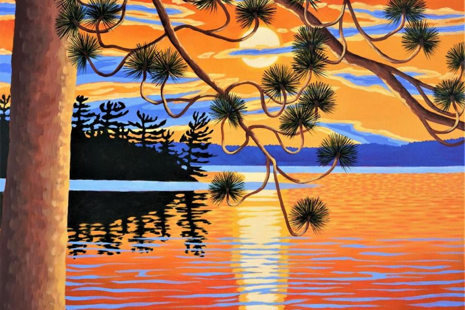 Add Artwork   Wallhanging by Linda Sorensen   Artists for Conservation