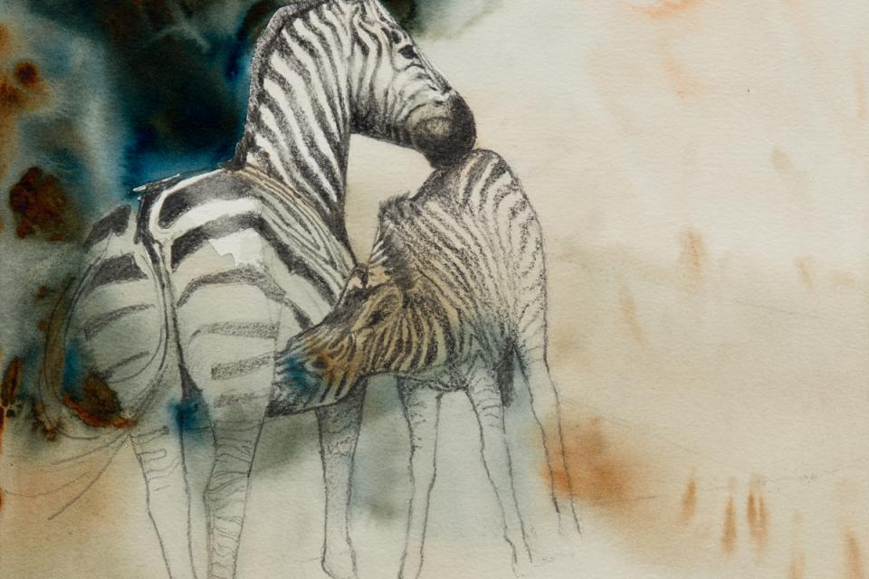 | Wallhanging by Peggy Sowden | Artists for Conservation