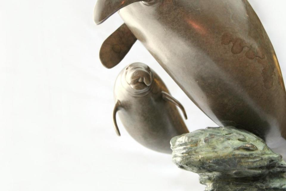 Add Artwork | Sculpture by Simon Morris | Artists for Conservation