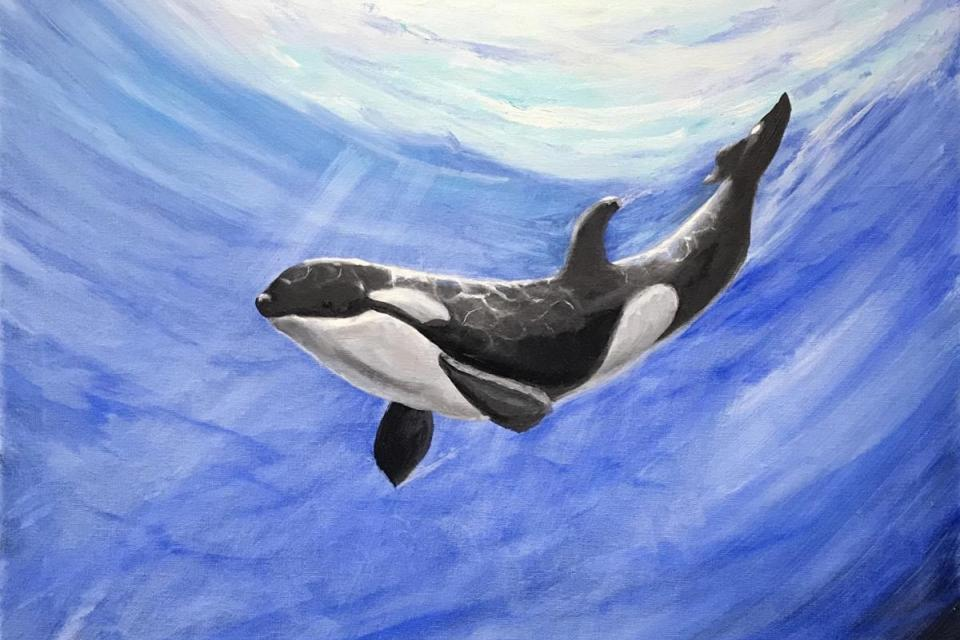 Add Artwork   Wallhanging by Diane Larson   Artists for Conservation