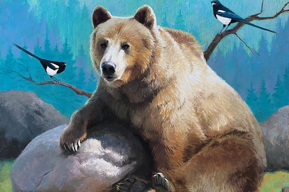 Add Artwork   Wallhanging by Lisa Gleim   Artists for Conservation