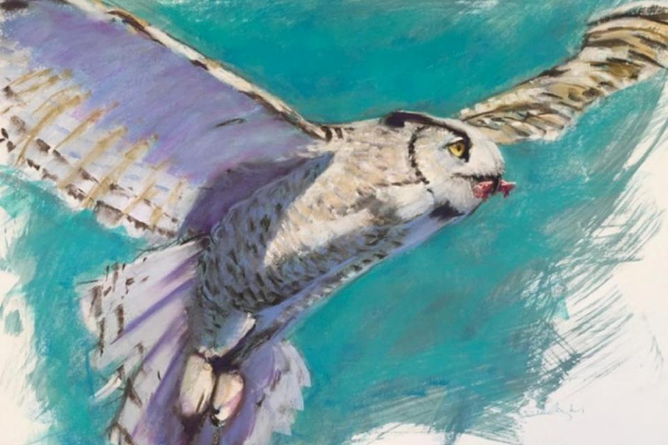 Add Artwork | Wallhanging by Cherie Sibley Wasyliw | Artists for Conservation