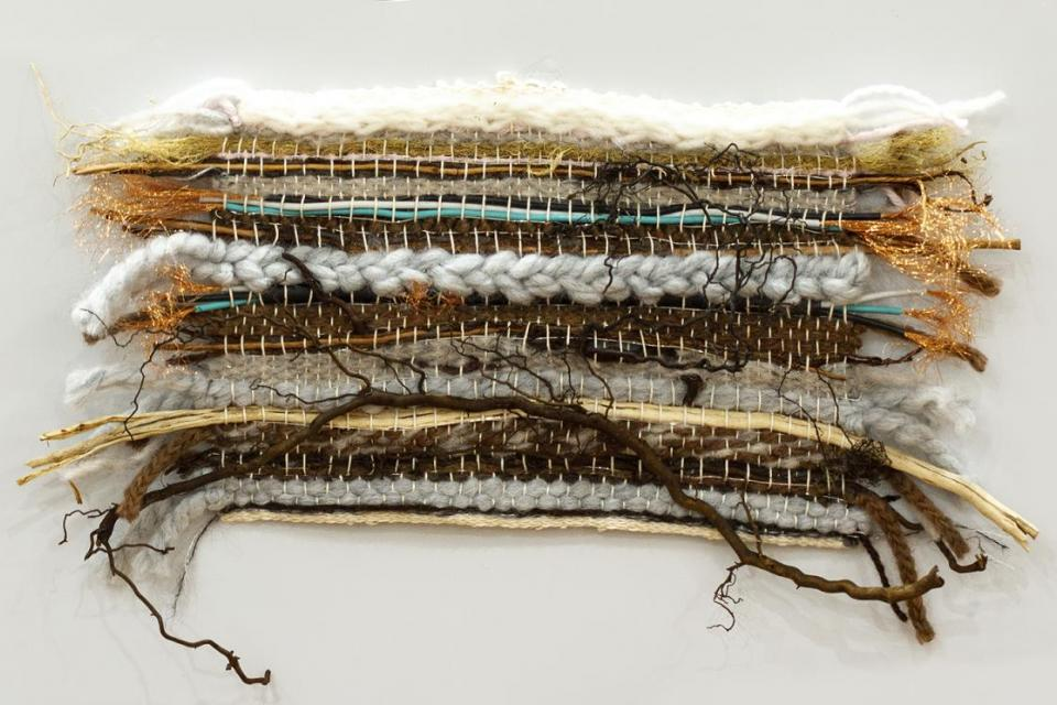 Add Artwork   Wallhanging by Meredith Mulhearn   Artists for Conservation