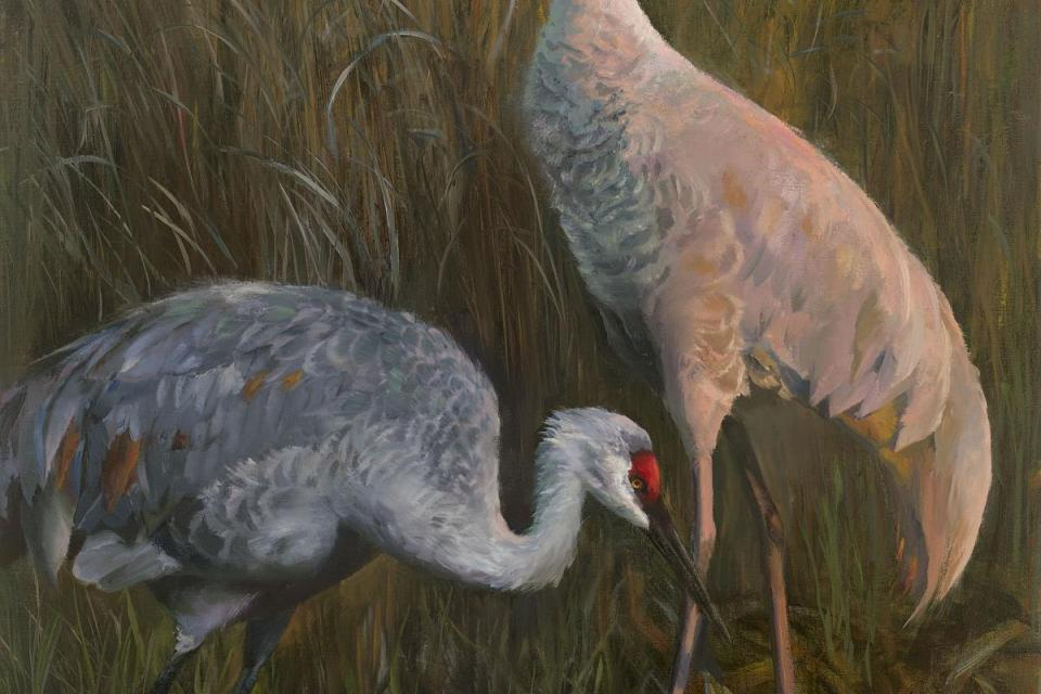 Add Artwork | Wallhanging by Kimberly Beck | Artists for Conservation