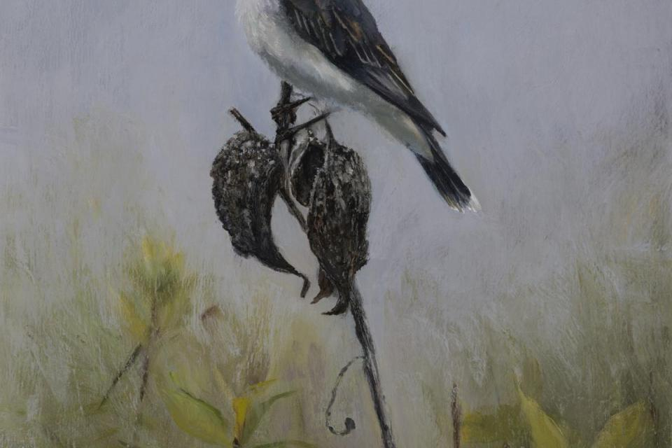 | Wallhanging by Kimberly Beck | Artists for Conservation