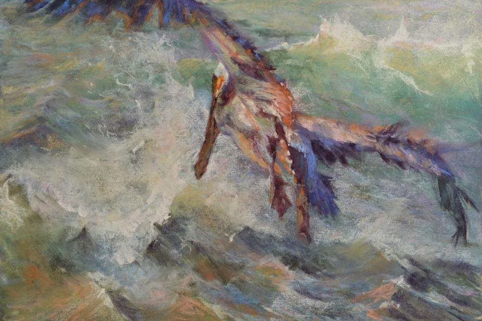 Add Artwork | Wallhanging by Sharon Bamber | Artists for Conservation