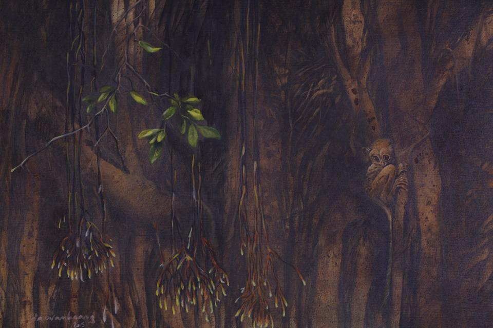 Add Artwork | Wallhanging by van Hoang Dao | Artists for Conservation