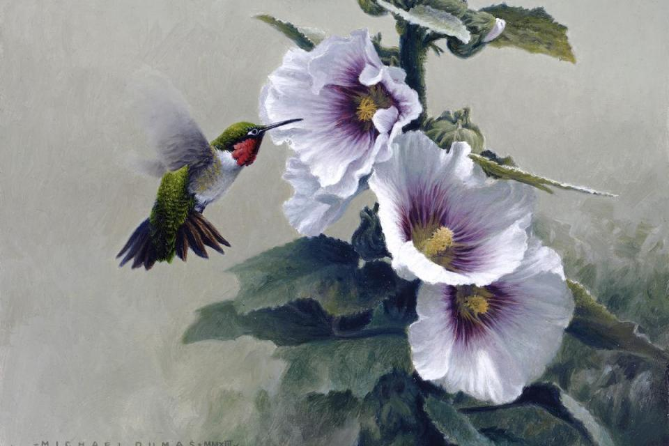 Add Artwork | Wallhanging by Michael Dumas | Artists for Conservation
