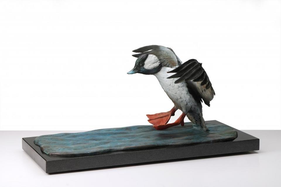 Add Artwork   Sculpture by Brent Cooke   Artists for Conservation