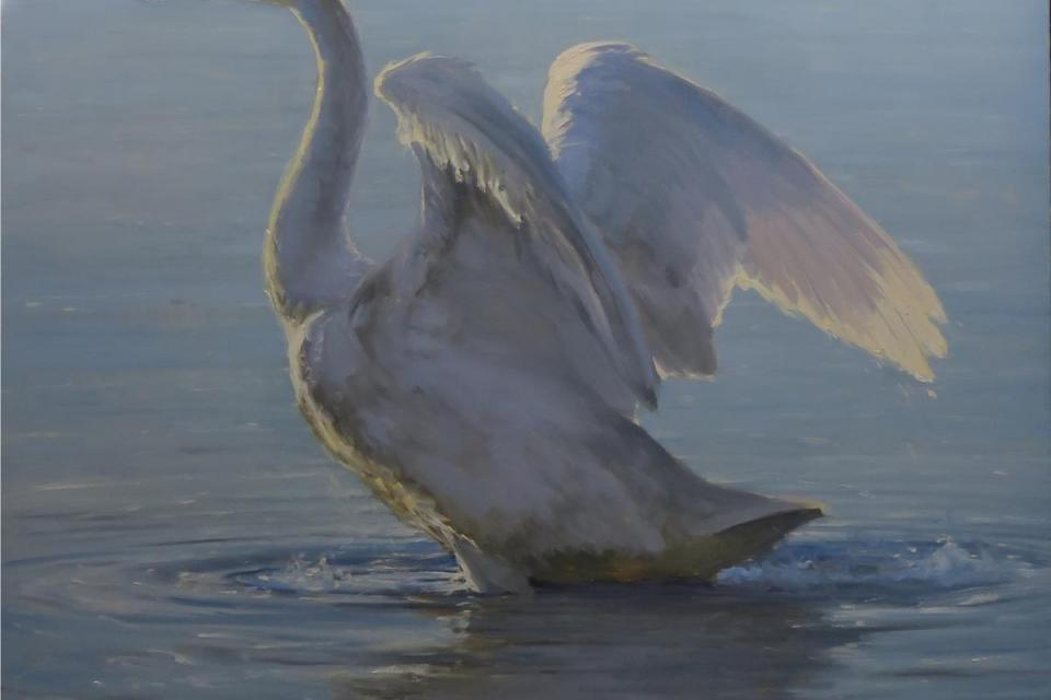 Add Artwork   Wallhanging by Kathleen Dunphy   Artists for Conservation