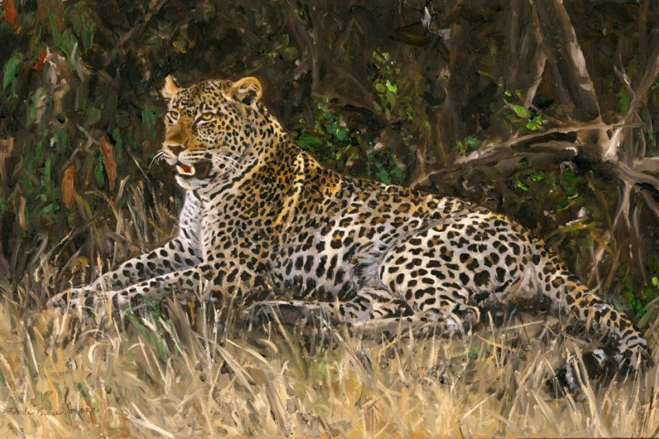 Add Artwork | Wallhanging by Linda Besse | Artists for Conservation