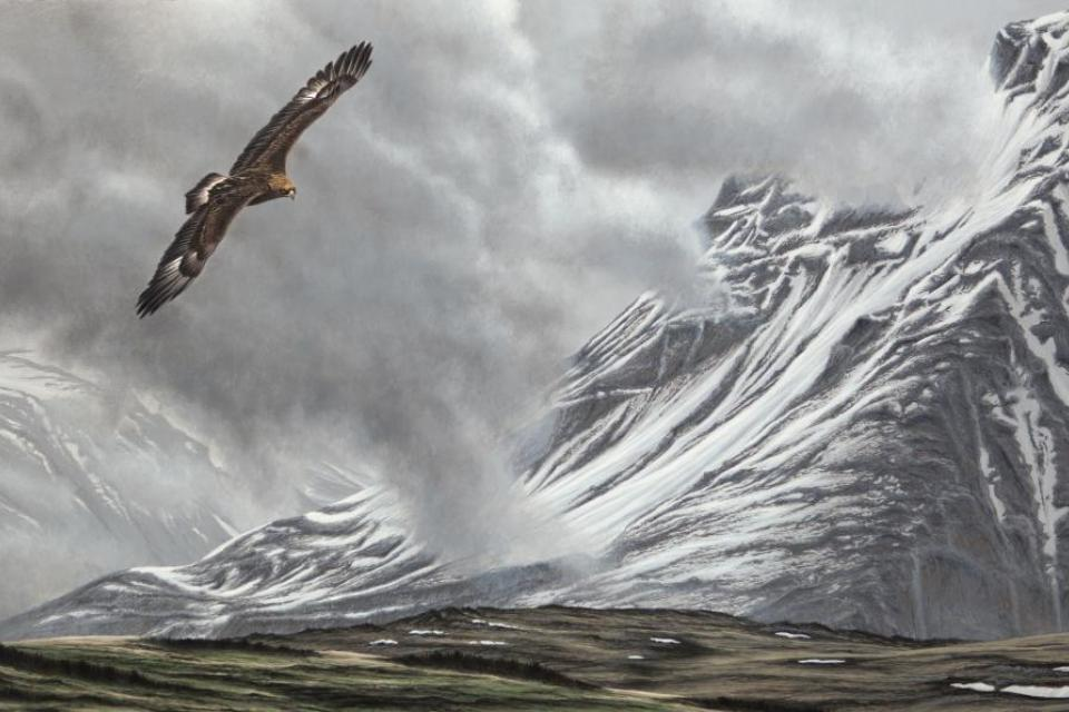 Add Artwork | Wallhanging by Joseph Koensgen | Artists for Conservation