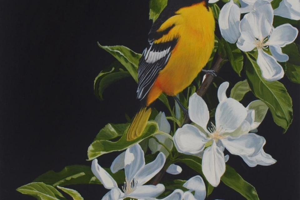 Add Artwork | Wallhanging by Ron Plaizier | Artists for Conservation