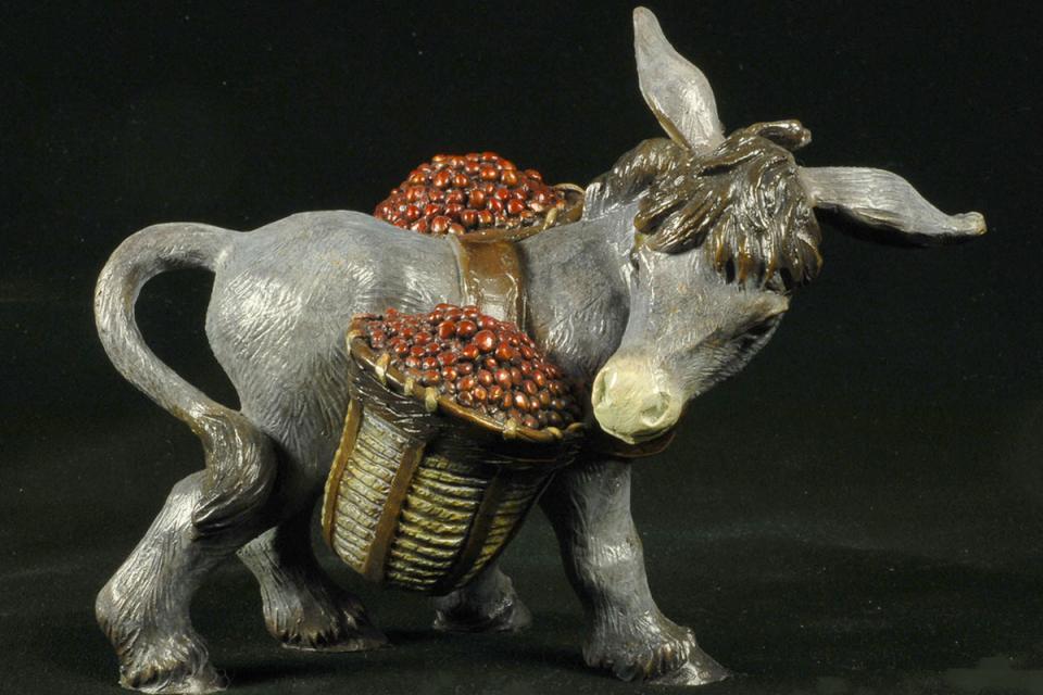 Add Artwork | Sculpture by Christine Knapp | Artists for Conservation
