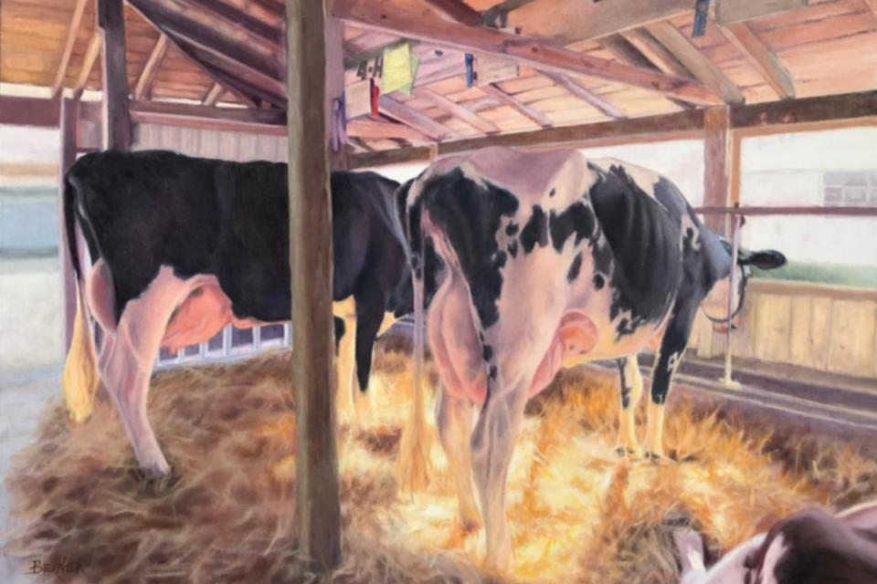 Add Artwork   Wallhanging by Sally Berner   Artists for Conservation