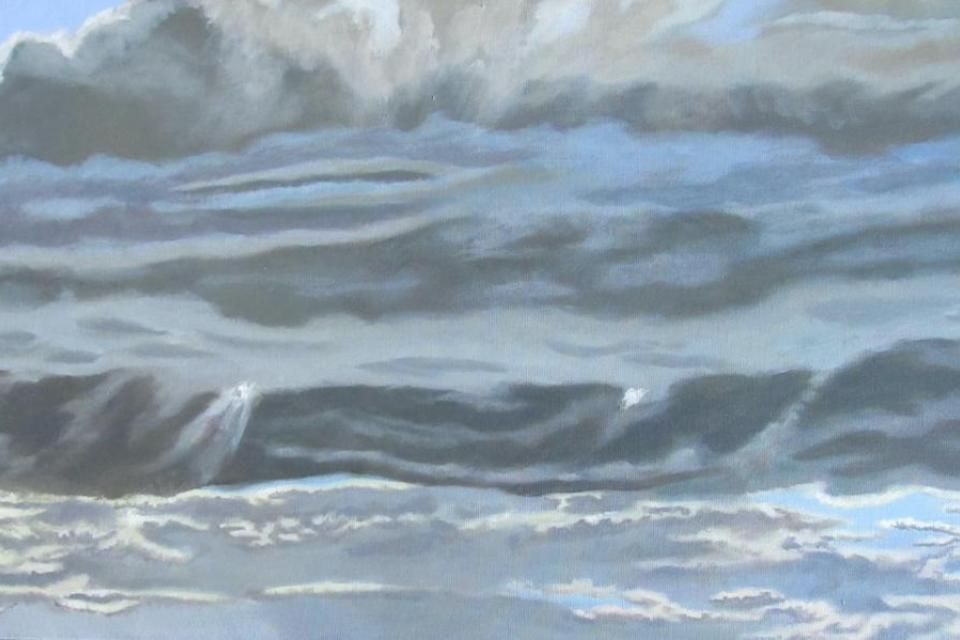 Edit Artwork | Wallhanging by Janet Southcott | Artists for Conservation