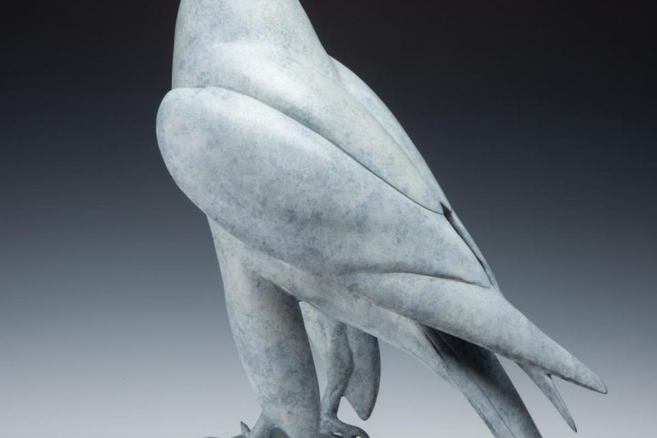 Edit Artwork   Sculpture by Martin Hayward-Harris   Artists for Conservation
