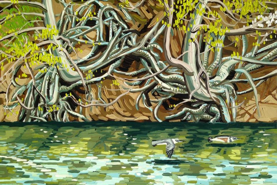 Edit Artwork | Wallhanging by Alex Gilford | Artists for Conservation