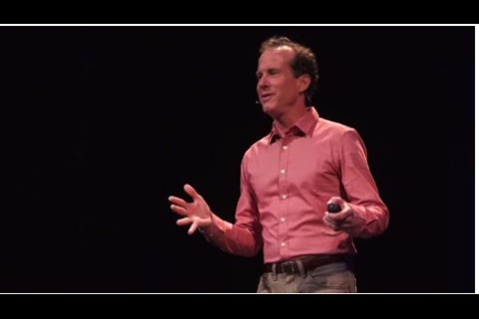 A World in a Feather | Chris Maynard | TEDxOlympia