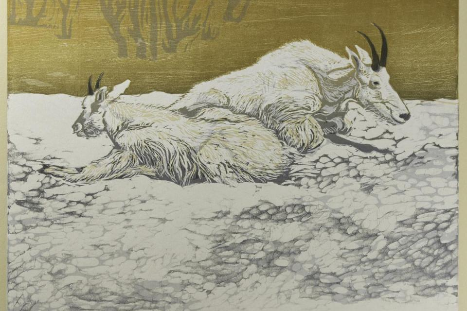 Add Artwork | Wallhanging by Melinda Plank | Artists for Conservation