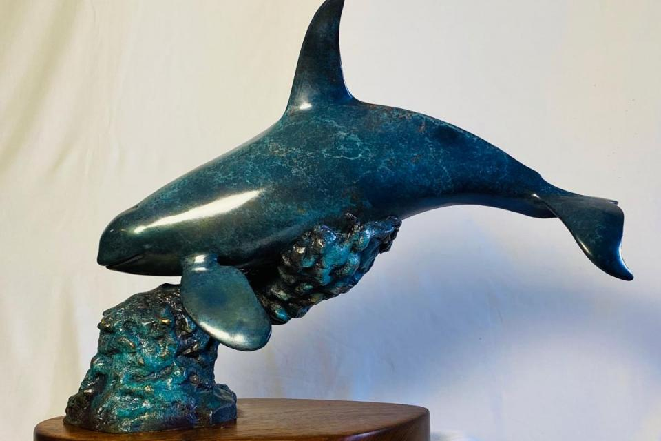 | Sculpture by Simon Morris | Artists for Conservation