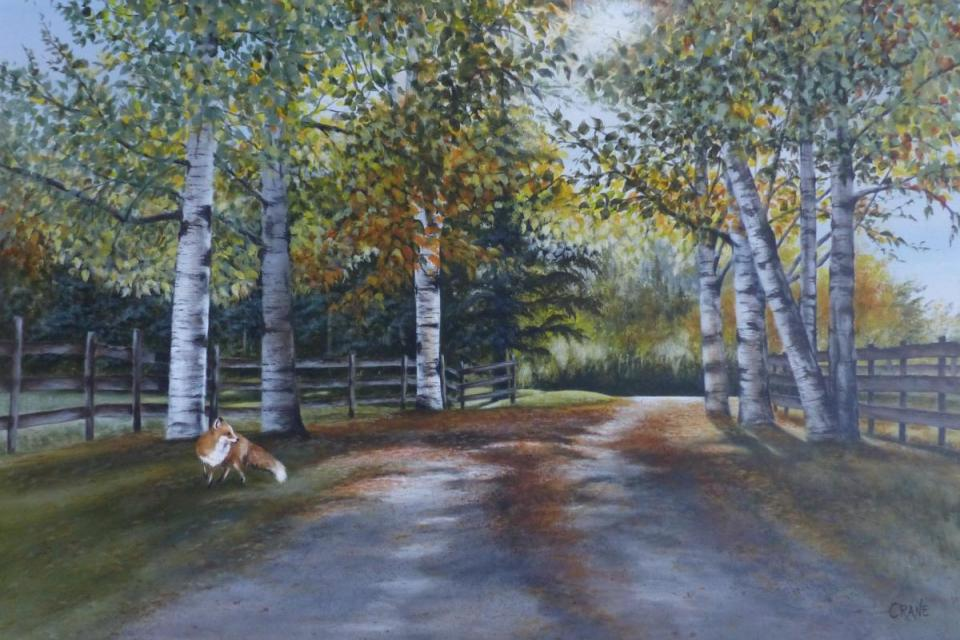 Add Artwork | Wallhanging by Bobbie Crane | Artists for Conservation