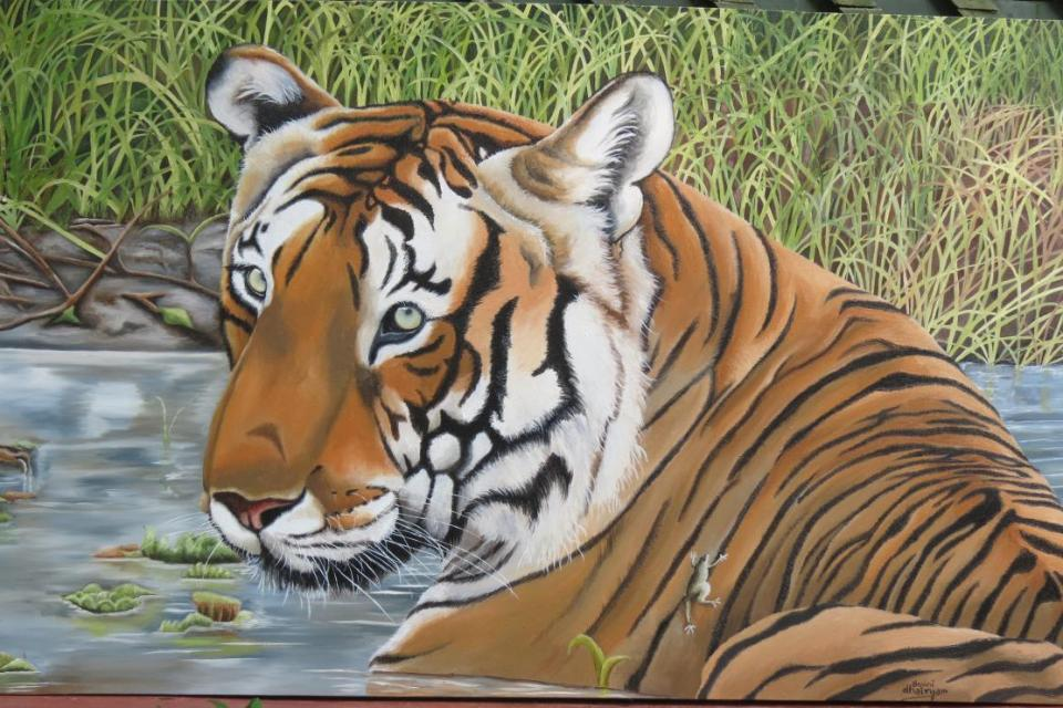 Add Artwork   Wallhanging by Sunita Dhairyam   Artists for Conservation