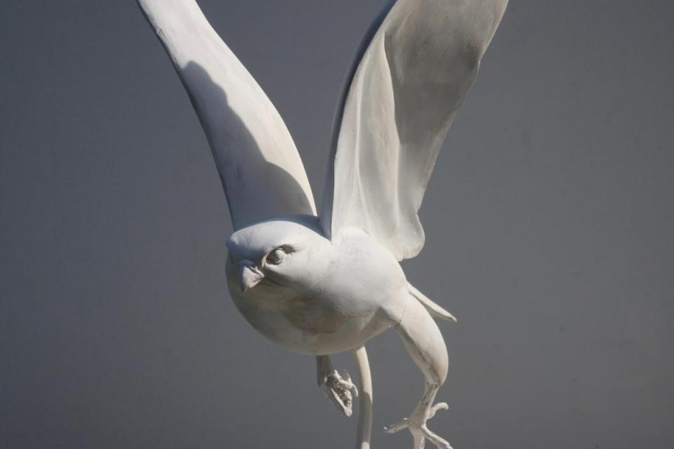 Add Artwork   Sculpture by Martin Hayward-Harris   Artists for Conservation