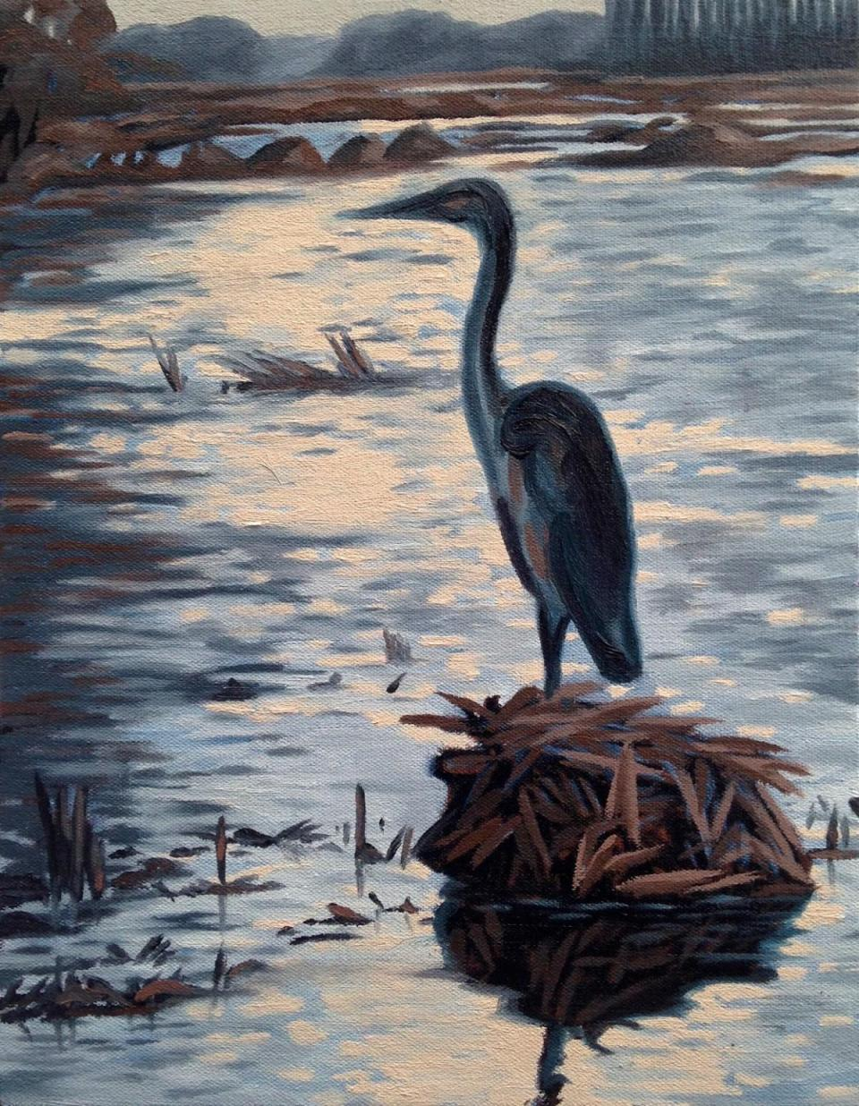 Edit Artwork   Wallhanging by Alex Gilford   Artists for Conservation