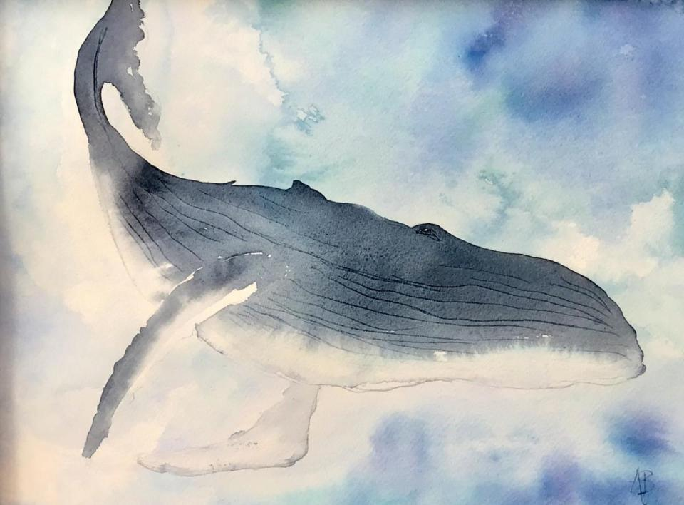 | Wallhanging by Anne Barron | Artists for Conservation