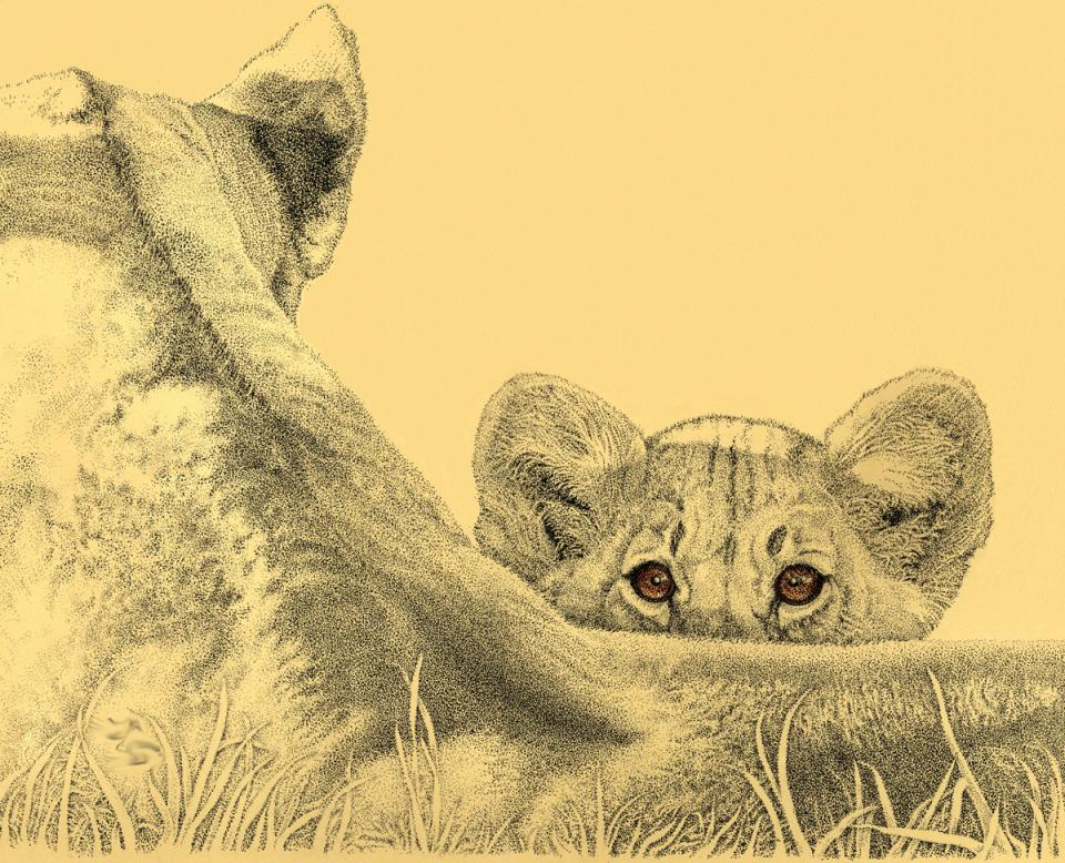 | Wallhanging by Becci Crowe | Artists for Conservation