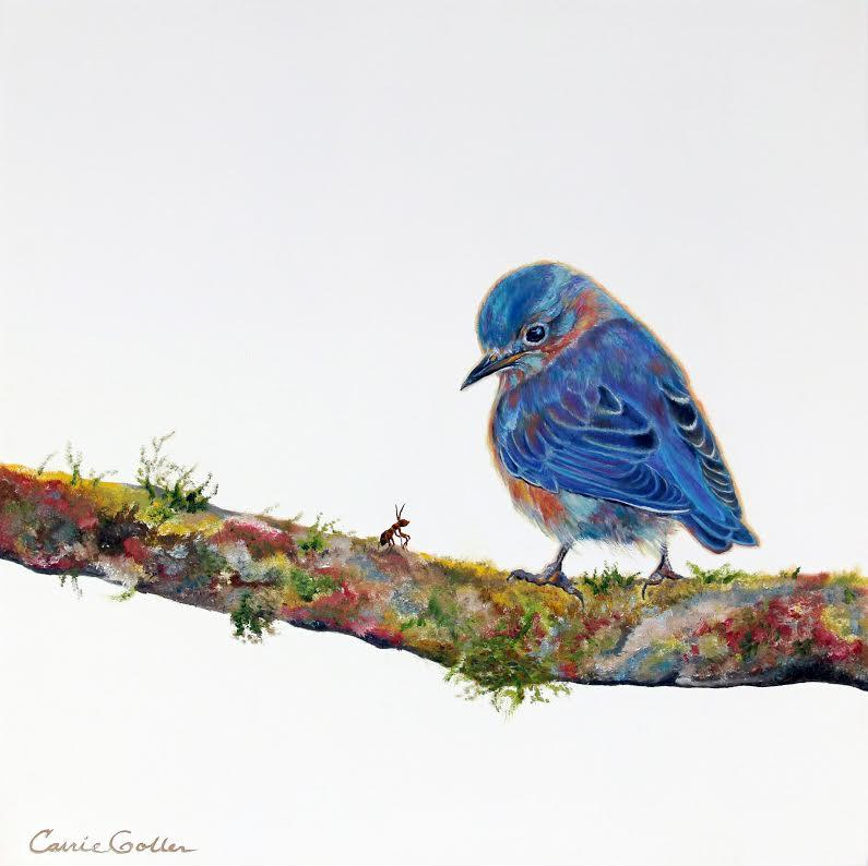 Edit Artwork   Wallhanging by Carrie Goller   Artists for Conservation