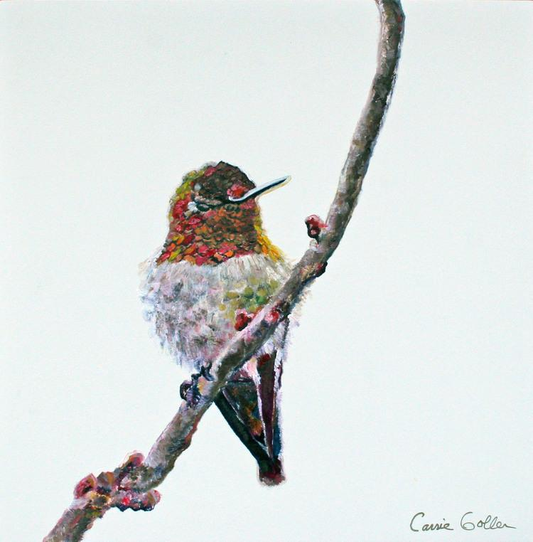 Edit Artwork | Wallhanging by Carrie Goller | Artists for Conservation