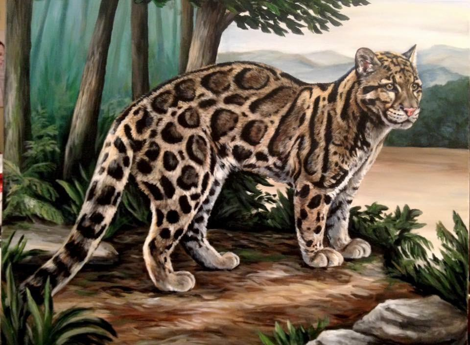 Add Artwork | Wallhanging by Cindy Billingsley | Artists for Conservation