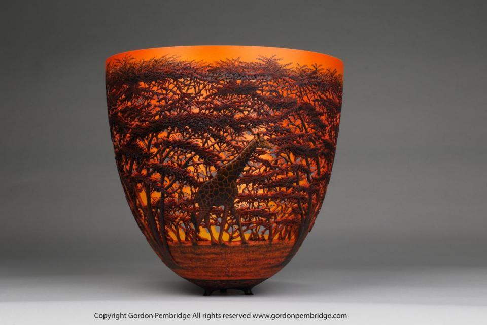 Edit Artwork | Sculpture by Gordon Pembridge | Artists for Conservation