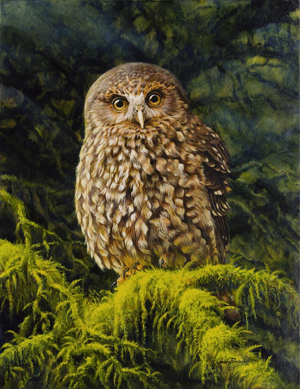 Add Artwork | Wallhanging by Gordon Pembridge | Artists for Conservation
