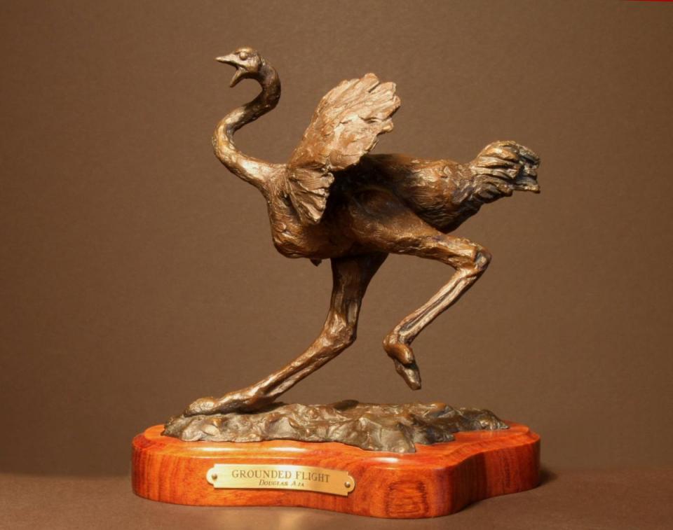 Edit Artwork | Sculpture by Douglas Aja | Artists for Conservation