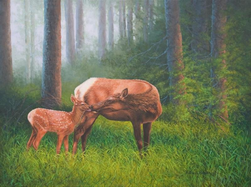 Edit Artwork | Wallhanging by Patricia Banks | Artists for Conservation