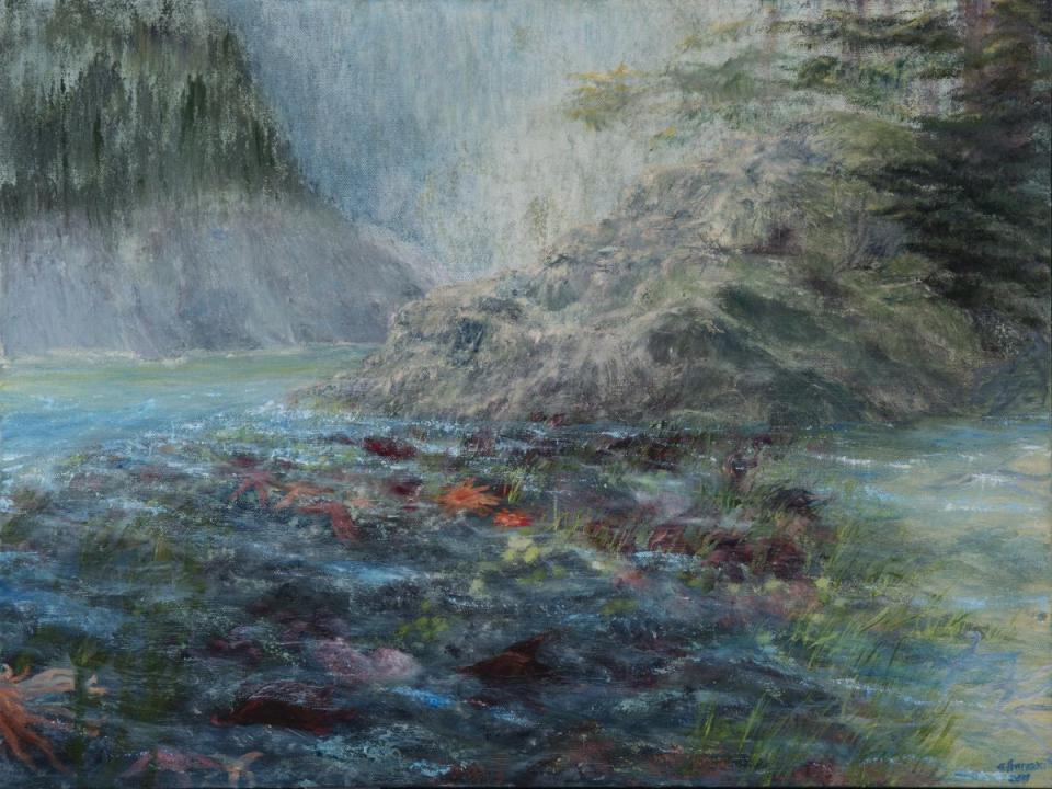 Edit Artwork | Wallhanging by Sunny Franson | Artists for Conservation