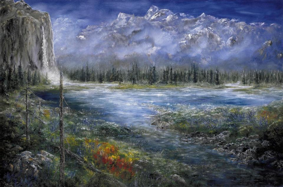 Add Artwork   Wallhanging by Sunny Franson   Artists for Conservation