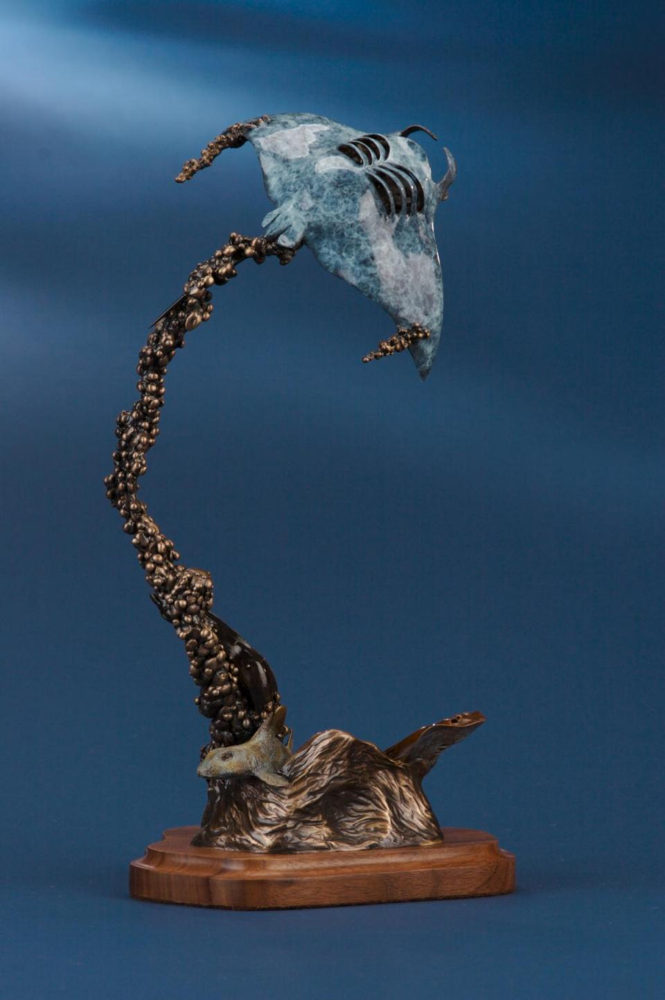 Edit Artwork   Sculpture by Rick Geib   Artists for Conservation