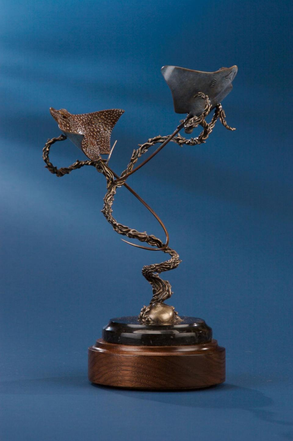 Add Artwork   Sculpture by Rick Geib   Artists for Conservation